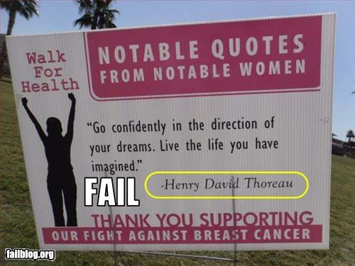 funny fail pics notable female quotes