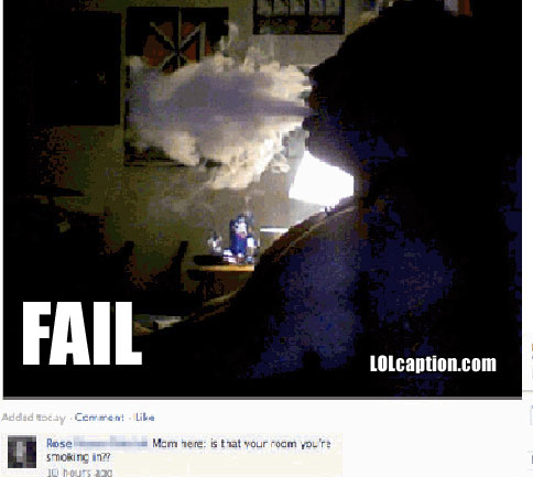 facebook-epic-fail-smoking-in-bedroom-caught-by-mom