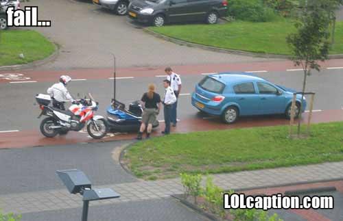 funny-fail-pics-carnival-bumper-car-police
