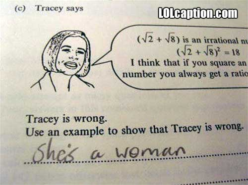 funny-fail-pics-how-to-fail-an-exam-she-is-a-woman