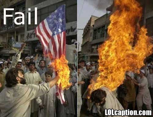 funny-fail-pics-terrorist-flag-burning-fail