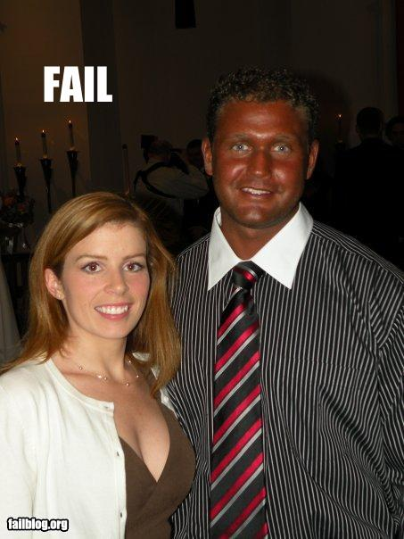 funny fail pics self tanning mega failure
