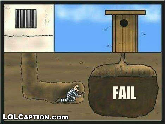 funny prison cartoon