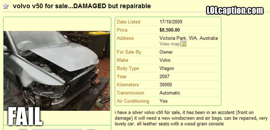 funny-fail-pics-volvo-slightly-damaged-but-repairable