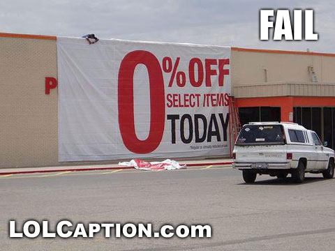 Funny For Sale Signs #8