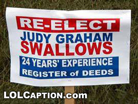funny pictures judy graham swallows 24 years experience