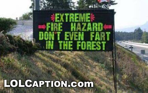 funny-signs-dont-even-fart-in-the-forest