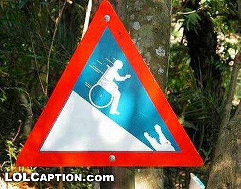 lolcaption-funny-sign-wheelchair-alligator