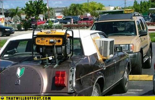 diy car air conditioning