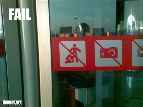 funny sign no blowjobs