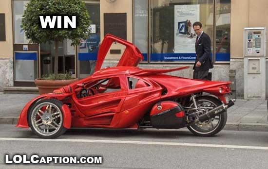 funny-win-pics-lolcaption-ferrari-motorbike-t-rex
