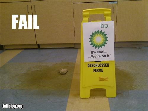 bp coffee spill fail funny photo