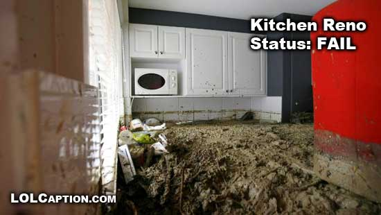 lolcaption-mudslide-kitchen-reno-status-fail-lol-funny-pictures