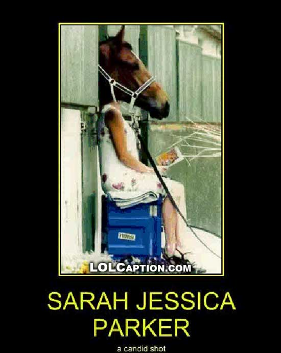 sarah-jessica-parker-candid-shot-demotivational-pictures-lolcaption-funny