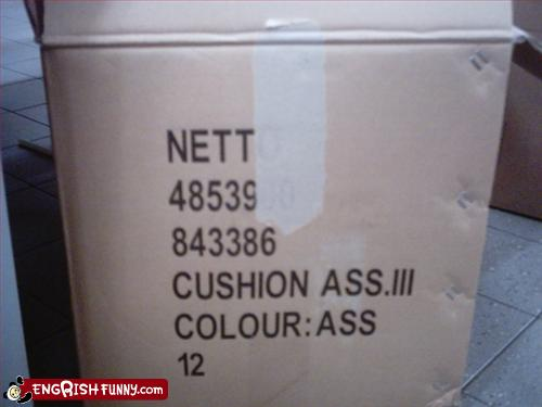funny fail pics ass colored cusions