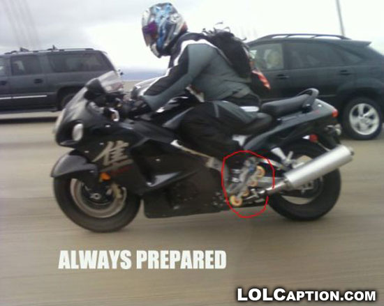 lolcaption-funny-pictures-with-captions-always-prepared-roller-blades-motorcycle