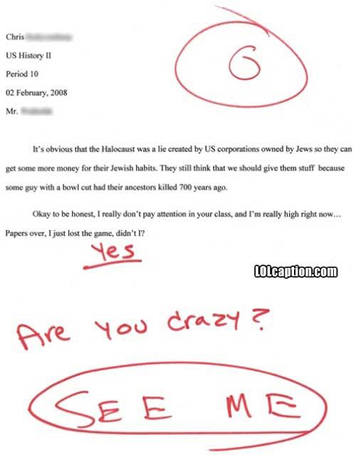 funny-fail-pics-exam-fail-stoned-kid