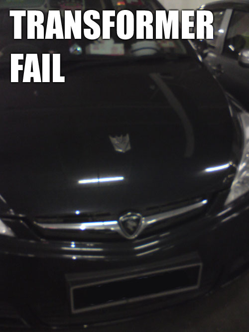 funny-fail-pics-transformers-car-failure-decepticon