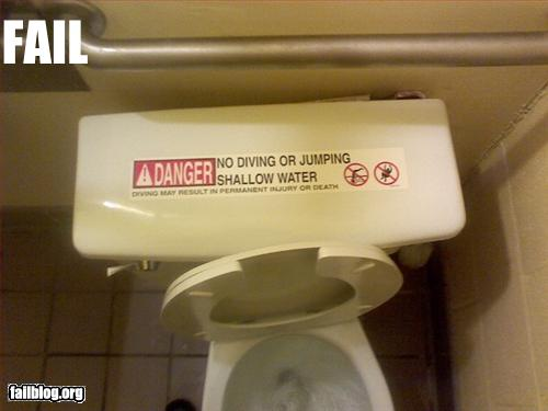 funny fail pics when warning signs go too far excessive warning