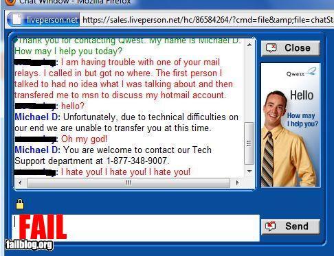 funny fail pics microsoft customer service epic failure