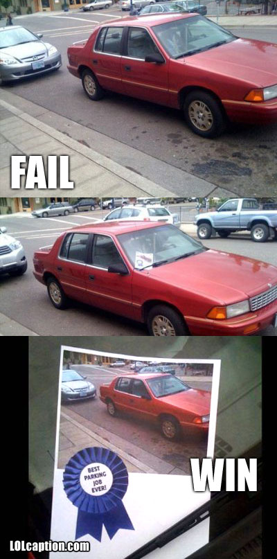 funny-win-pictures-best-parking-job-ever