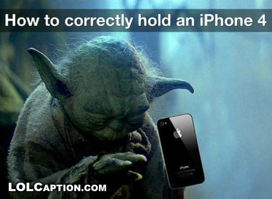 lolcaption-hot-to-fix-iphone4-antenna-issues-yoda-star-wards