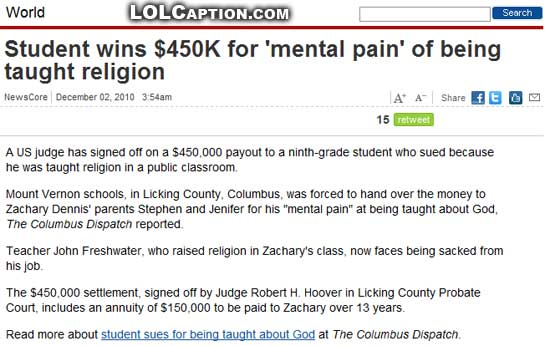 student-wins-lawsuit-for-being-taught-religion