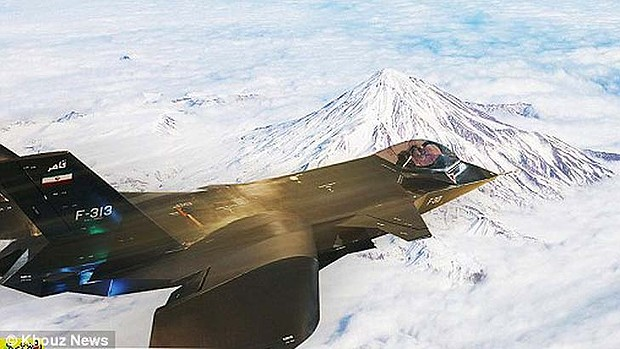 iran-stealth-bomber-epic-fails-pics-funny-photoshop-pics-fighter-jet-flying-mountain-mt-damavand